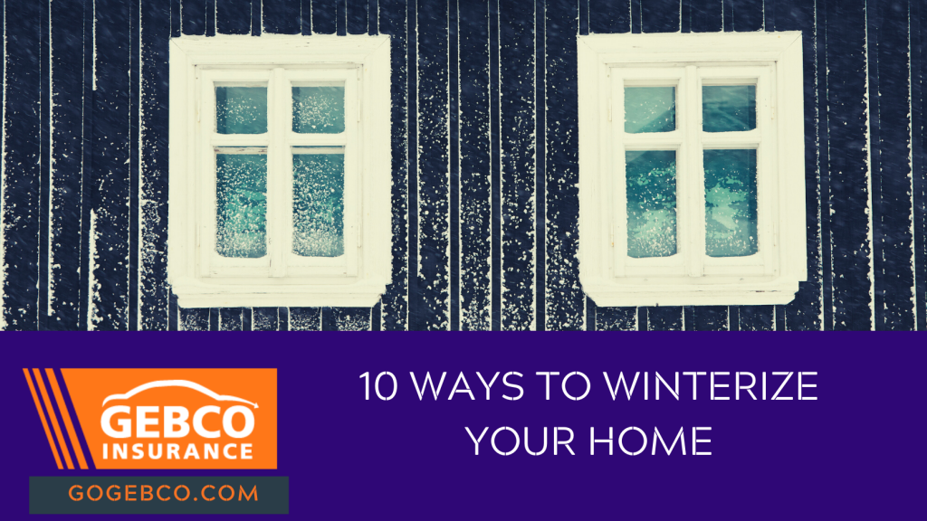 10 Ways to Winterize Your Home