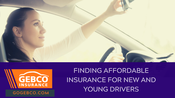 find affordable insurance for young and teen driver