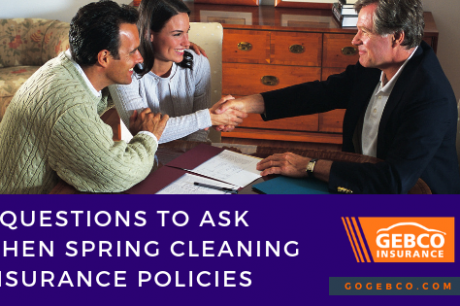 Spring Cleaning Your Insurance Policies
