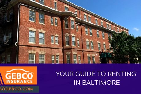 Your guide to renting in Baltimore