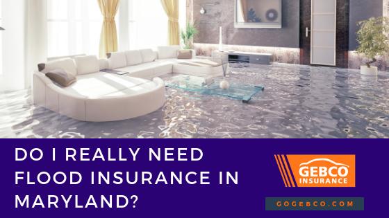 flood insurance maryland