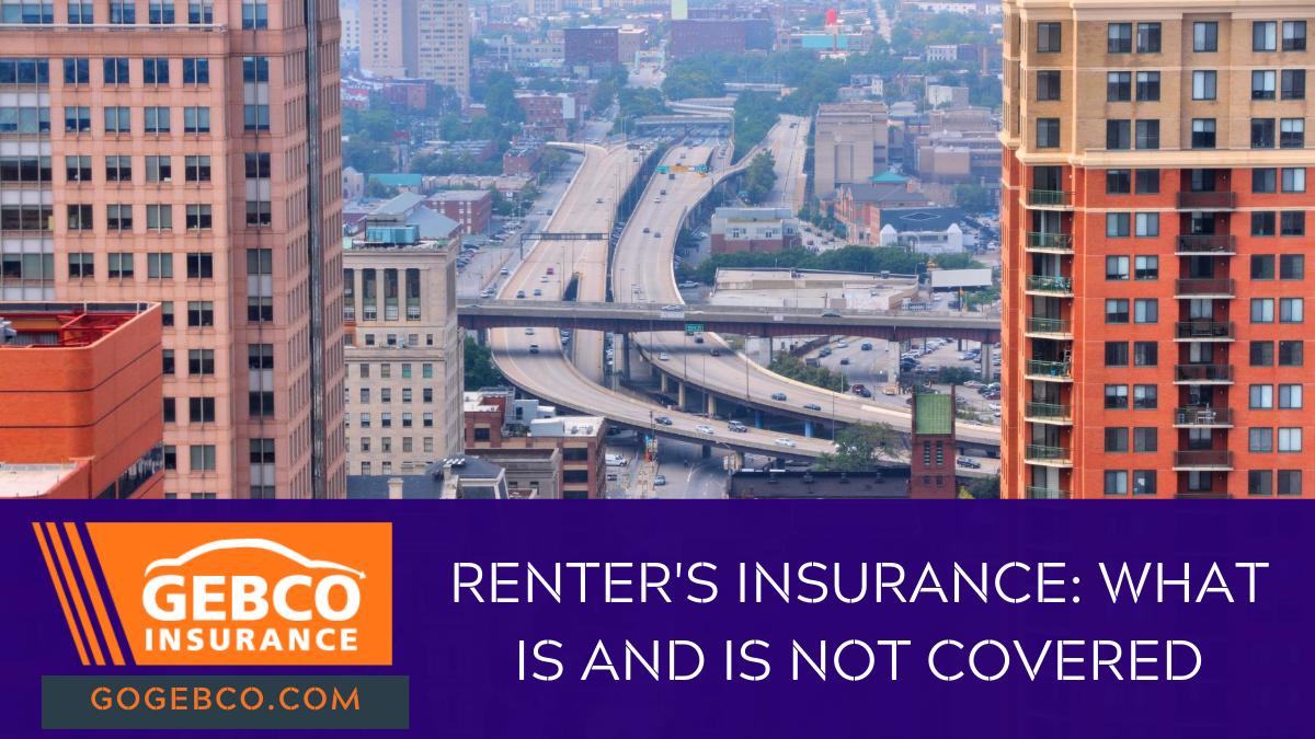 understanding renter's insurance