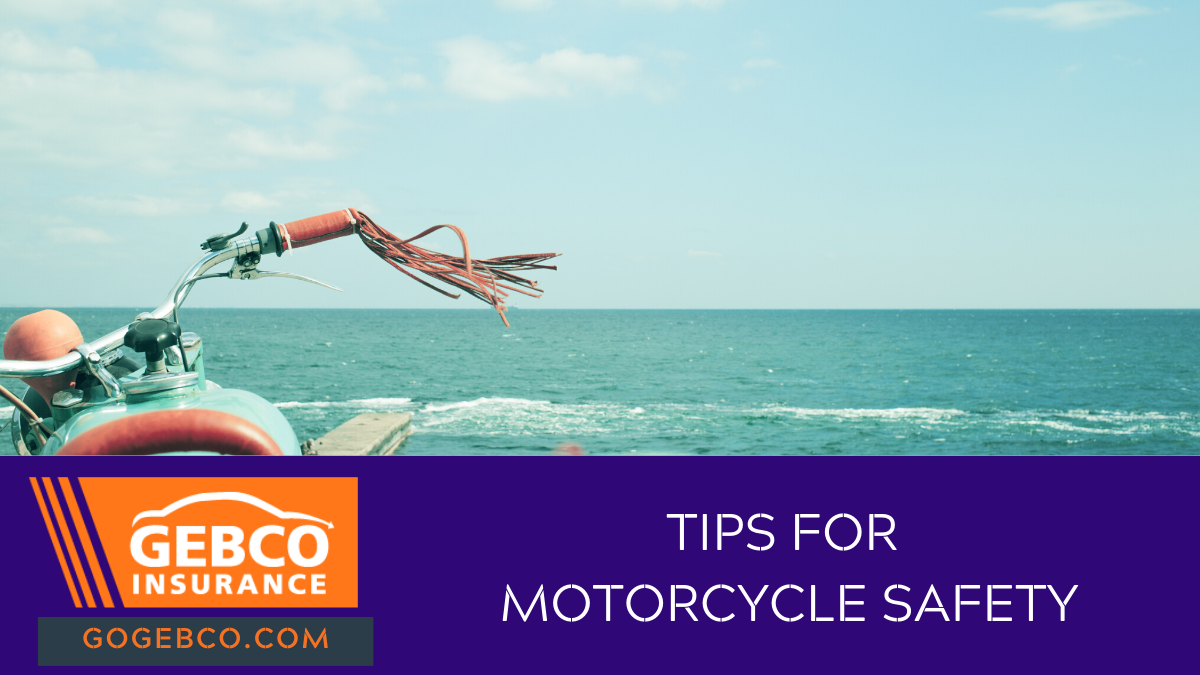 tips for motorcycle safety