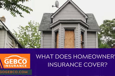 homeowner's insurance coverage basics